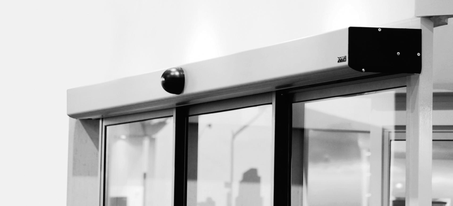 How Do Door Sensors Work Label Uk Automatic Doors