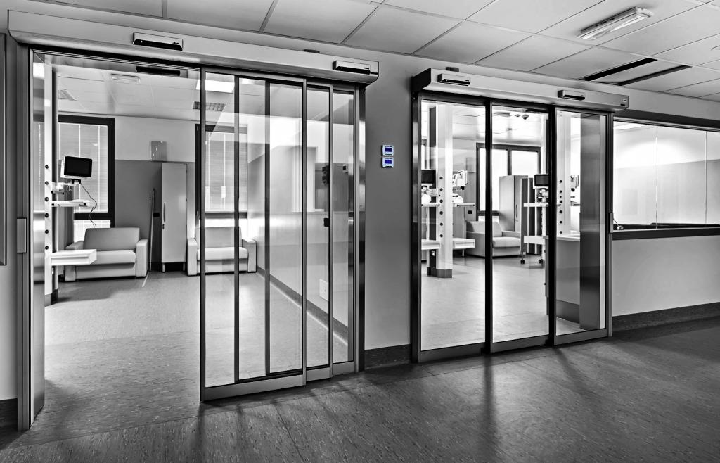 LABEL Automatic Doors | Automatic Door Company | LABEL UK .